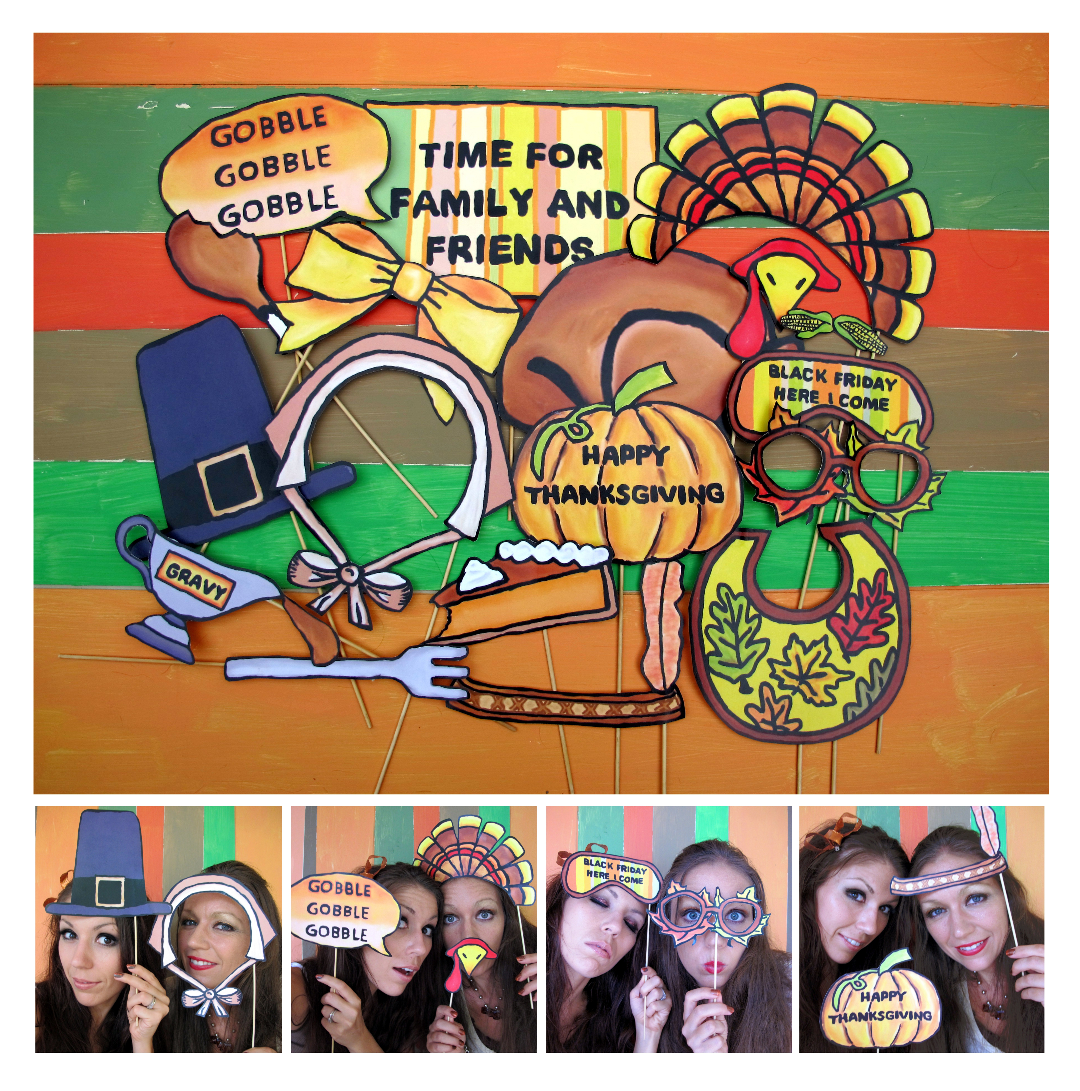 Thanksgiving Props Anybody The Party Event