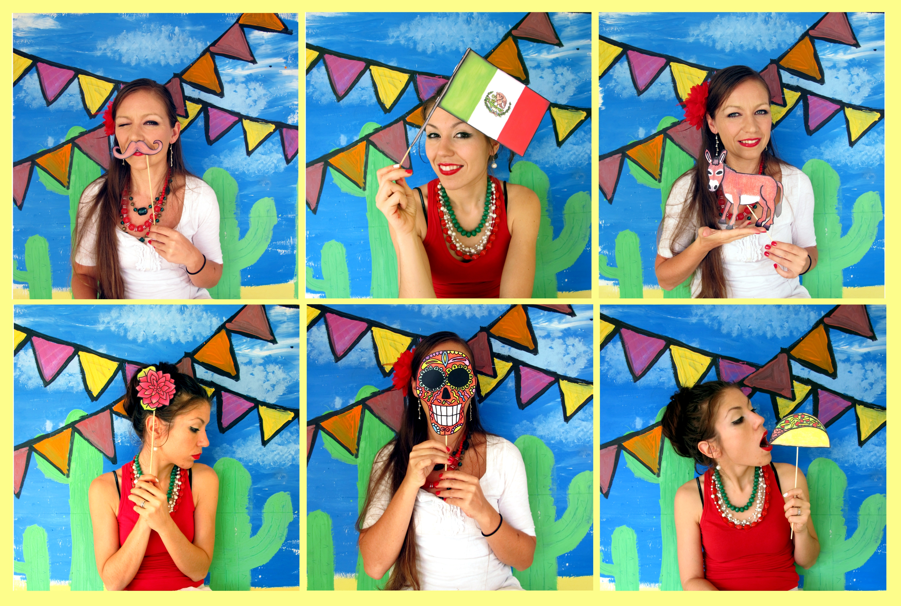 Fiesta Fiesta Fiesta New Photo Props For Cinco De Mayo Or A