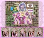 princess/castle