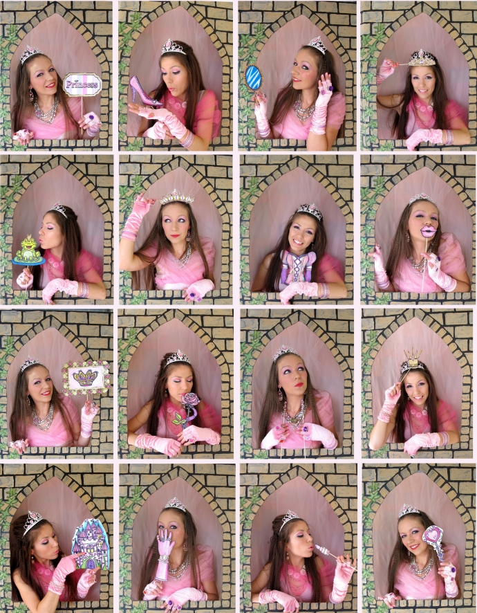 princessglittercollage2