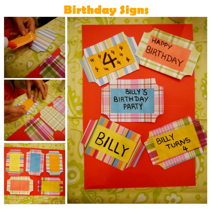 birthdaysigncollage