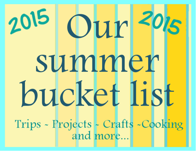 bucket-list-summer